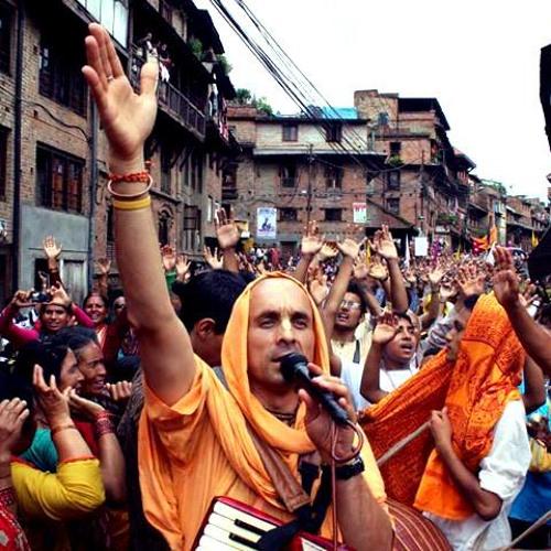 Maha Mantra - Patri Prabhu