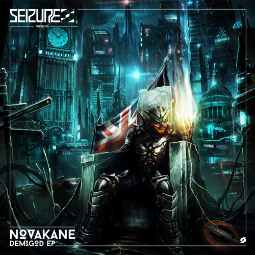 [SZR005]  NovaKane Feat. Sinister Vision - More Than Human (OUT 08/01/15)