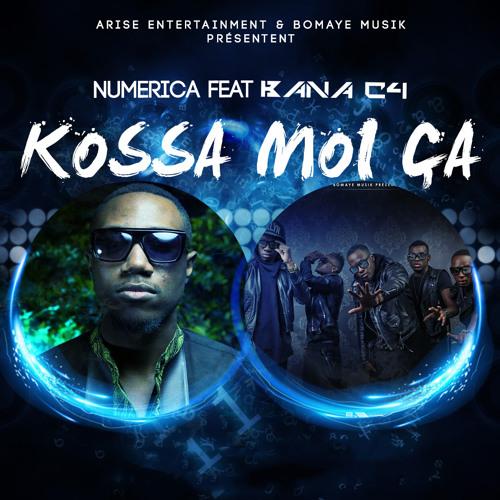 Numerica feat Bana C4 - Kossa Moi Ça