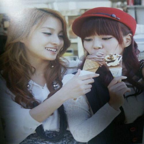 KARA Secret Love OST First Love (Gyuri & Seungyeon) by Eliza Hara