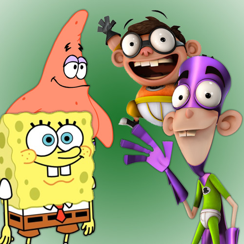 spongebob and patrick vs fanboy and chum chum cartoonmaderapbattles