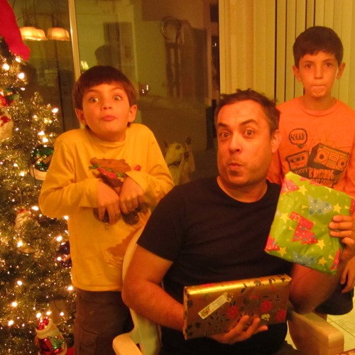 Jeff Desira - The Christmas Song (with Terry Disley)