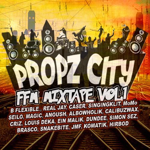 Propz City FFM Mixtape Vol.1