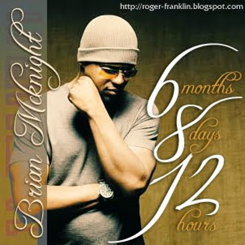 6 Months 8 Days 12 Hour By Brian Mcknight Ft Jayar Simple Remix By Jayar Laguidao On Soundcloud Hear The World S Sounds