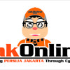 JakOnline Supporting Persija Through Cyber World by SyarifOnly