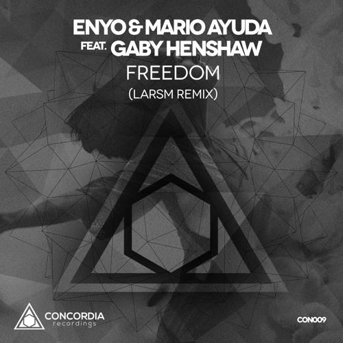 Enyo & Mario Ayuda Feat. Gaby Henshaw - Freedom (LarsM Remix)