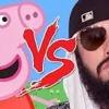 Peppa Pig Vs Mussoumano   Batalha Cartoon