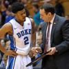 Blue Devil IMG (Bob Harris) Duke Basketball Report with Coach K 12-12-14