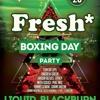 Dj Phil Mac - Fresh* at Liquid Blackburn, Boxing Day Promo Mix --> Like & Repost
