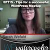 EP115 - Tips For A Successful WordPress Meetup - Dec 8 2014 - TLmCUAh9fG8