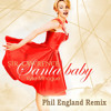 Sir Lawrence Vs Kylie Minogue - Santa Baby (Phil England HouseWEST Remix)