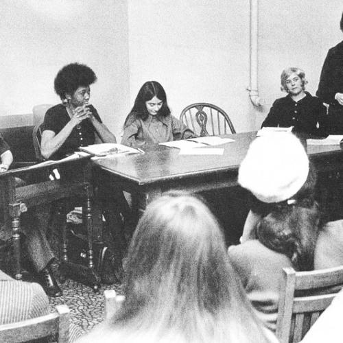 WBAI Women Raising Consciousness 1971
