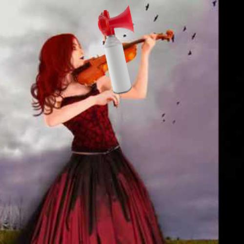 Sad Violin Melody - Air Horn FULL (Free DL in Desc) [RIP