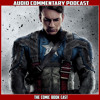 Captain America The First Avenger  - Audio Commentary Podcast