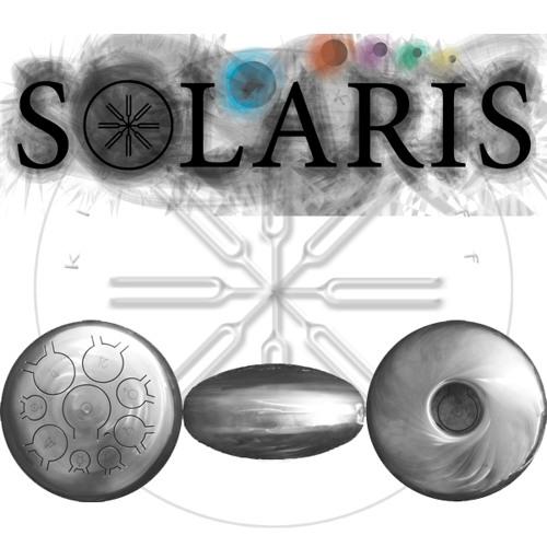 Solaris - Planetary Tones - Steel Tongue Drum