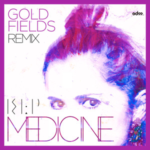 Medicine (Gold Fields Remix) by KLP