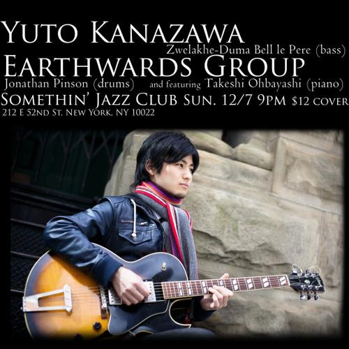 Earthwards Group at Somethin' Jazz Club 12/7/2014