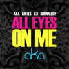 AKA - All Eyes On Me (Ft. Jr, Burna Boy, & Da LES) Instrumental Remake[Prod By Wizdomination]