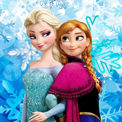 Frozen featuring Umi & Kitty