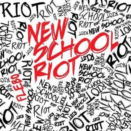 Flebo - New School Riot Ft.Ser Travis Skunk Luca J Smacco Mostro & LowLow