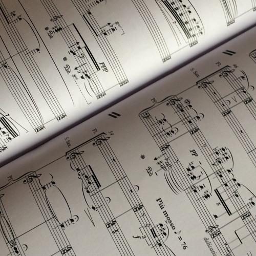 Trio for flute, sax and piano