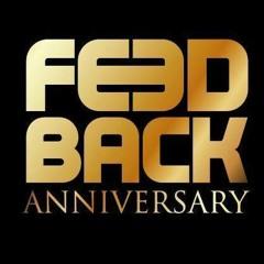 FEEDBACK ANNIVERSARY - LIVE AT CLUBONE  (7/12/2014)