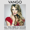 All You Need Is Taylor (Avicii X Taylor Swift X Rihanna)