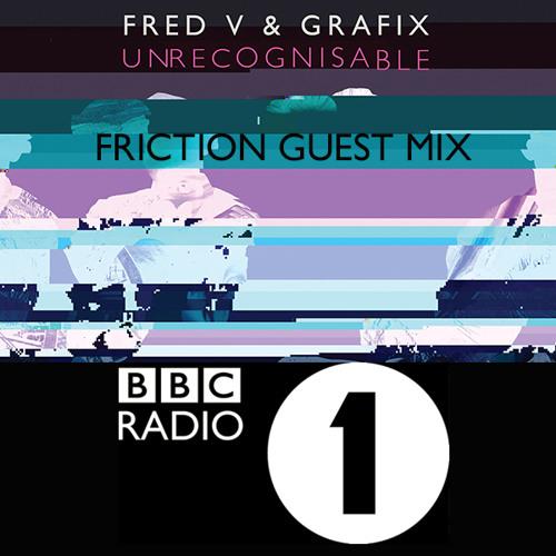 BBC Radio 1 Friction Guest Mix