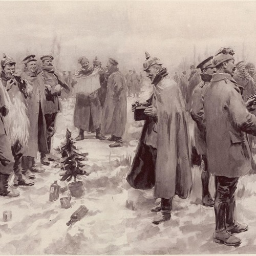Christmas Truce Brought Tranquility During Watime