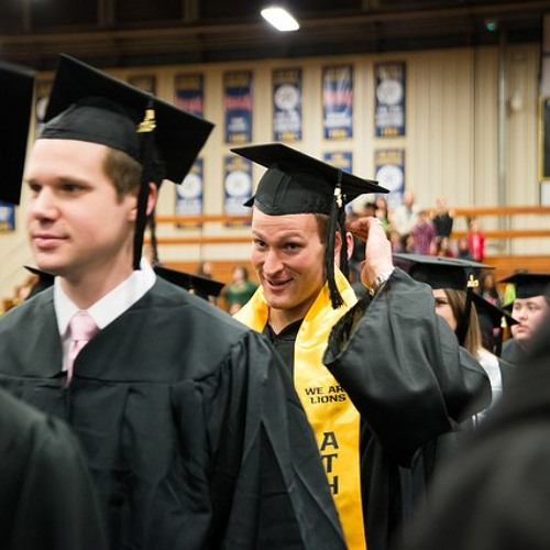 College graduation rates for CPS students on the rise