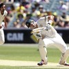 Ind vs Aus :Rain disrupts Day-2 of Adelaide cricket test