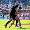 New Zealand sevens captain DJ Forbes looks ahead to the South Africa sevens in Port Elizabeth