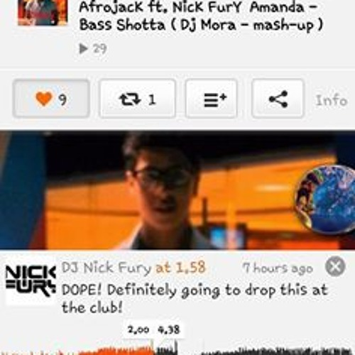AfrojacK ft. NicK FurY  - Amanda Bass Shotta ( Dj Mora - mashup )