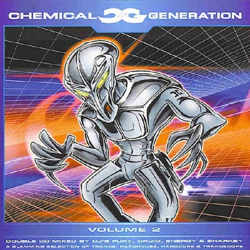 Kevin Energy & Sharkey - Chemical Generation Vol. 2 - 01/10/1999