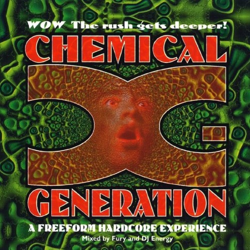DJ Fury & Kevin Energy - Chemical Generation Vol. 1 - 01/01/1999