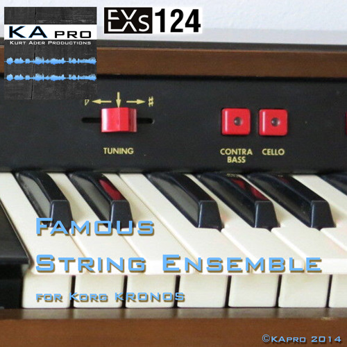 EXs124 Famous String Ensemble