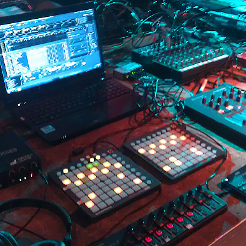 live at Sceen.fm Broque Radio Show 12/2014