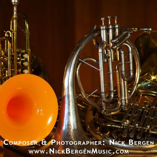 Nick Bergen | Composer Demo (Music Genres: Action & Adventure #1)