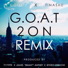 LL COOL J Feat Tinashe - G.O.A.T 2 On Remix