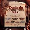 Duelo De Corridos Mix Vol .3 Azteca Records Mix 2015 Por DjCrazy Mix
