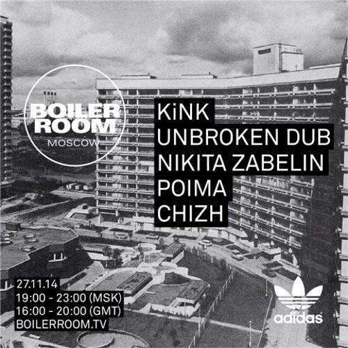kink boiler room moscow live set by boiler room free listening on