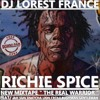 "BRAND NEW 2K14**RICHIE SPICE MIXTAPE "" THE REAL WARRIOR"""