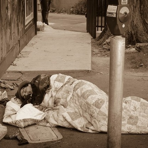 Do you give to the homeless? Why or why not?