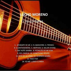 El Manisero - Lucho Moreno Guitar Piano