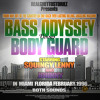 BASS ODYSSEY VS BODY GUARD IN FORT LAUDERDALE FEBRUARY 1996