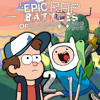 Dipper Pines vs Finn the Human 2. Epic Rap Battles of Cartoons 42.