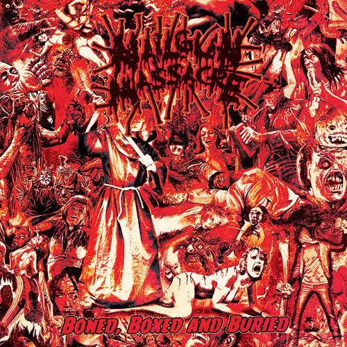 NAILGUN MASSACRE - Where's the Head?