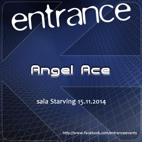 Angel Ace - live at Entrance 021, Madrid (15-11-2014)