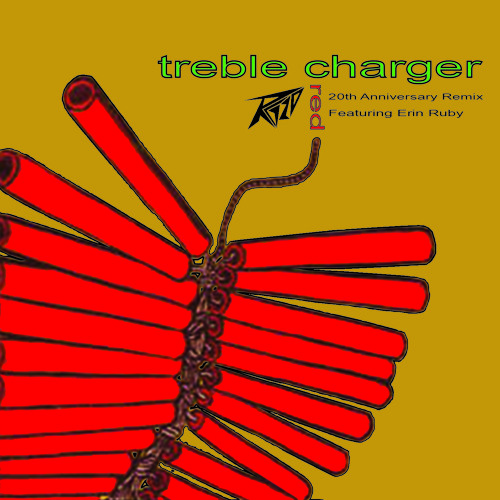Treble Charger - Red (20th Anniversary Remix Featuring Erin Ruby)