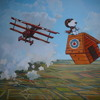 Chaotic By Design~ Snoopy  Vs. The Red Baron
